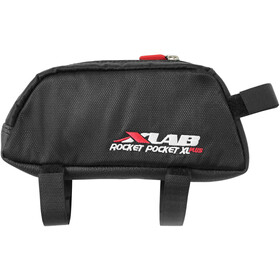 XLAB Rocket Pocket Plus Frametas XL, black